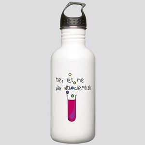 Play with Chemicals Stainless Water Bottle 1.0L
