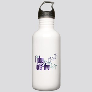 I Play with DNA Stainless Water Bottle 1.0L