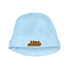 Love Science Retro baby hat