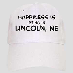 Happiness is Lincoln Cap