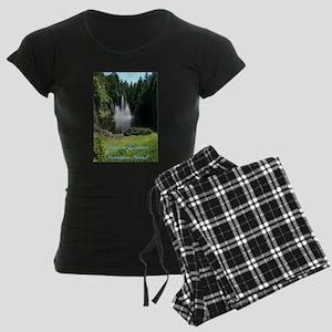 Ross Fountain BG, VI Women's Dark Pajamas