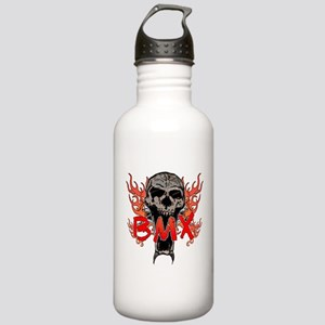 BMX skull 2 Stainless Water Bottle 1.0L