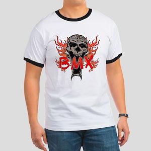 BMX skull 2 Ringer T