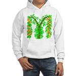 M-Peach Bush Hooded Sweatshirt