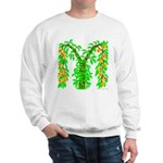 M-Peach Bush Sweatshirt