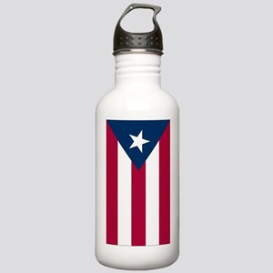 Puerto Rico Flag Stainless Water Bottle 1.0L