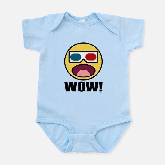 Wow! 3D Infant Bodysuit