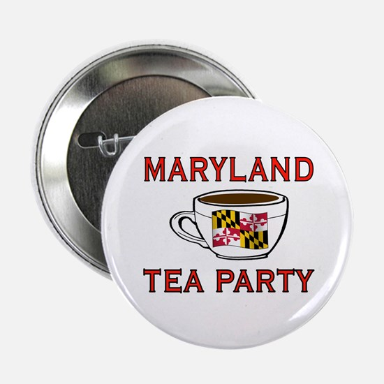 """SOCIALIST MARYLAND 2.25"""" Button (10 pack)"""