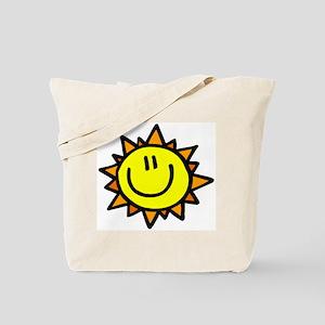 Sunny Smile Tote Bag