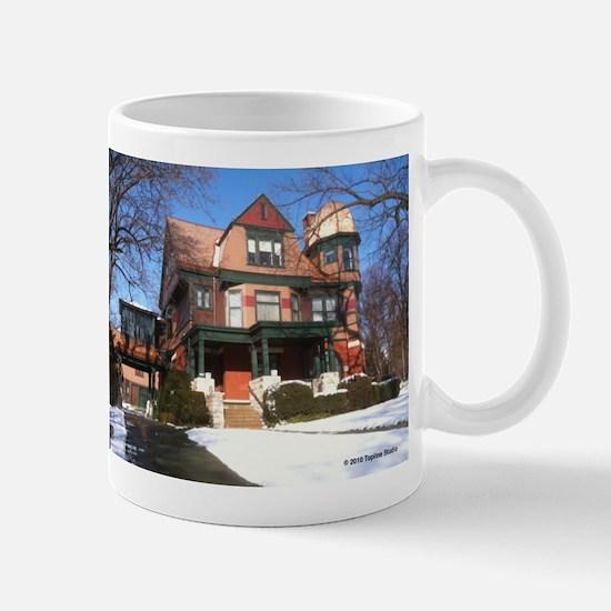 KWH Winter Scene Mug