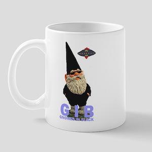 Gnomes in Black Mug