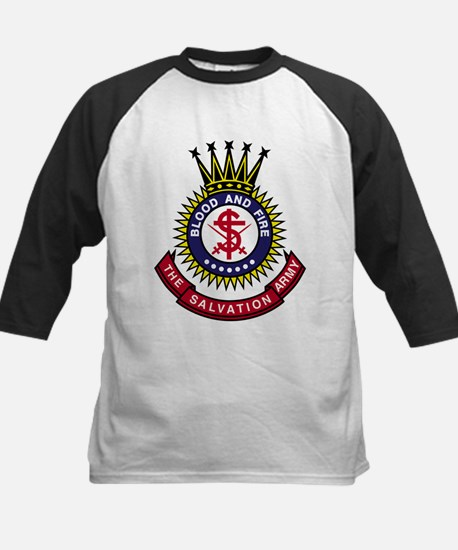 Salvation Army Crest Kids Baseball Jersey