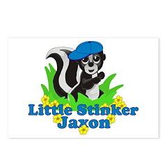 Little Stinker Jaxon Postcards (Package of 8)