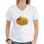 Em²a Women's V-Neck T-Shirt