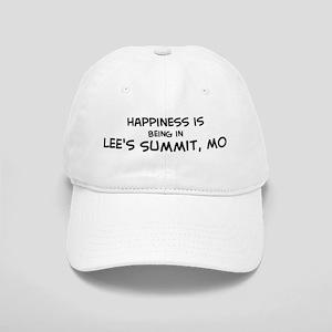 Happiness is Lee's Summit Cap