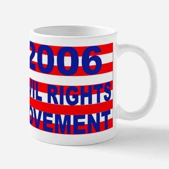 REFORM 2006 CIVIL RIGHTS Mug