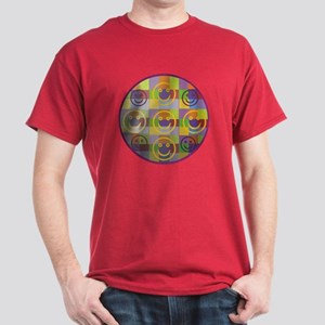 Happy Face /Dark T-Shirt