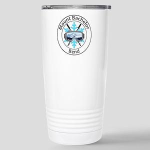 Mount Bachelor - 16 oz Stainless Steel Travel Mug