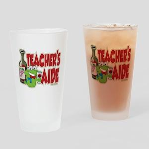 Teacher's Aide (Wine) Drinking Glass