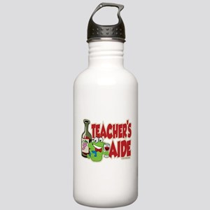 Teacher's Aide (Wine) Stainless Water Bottle 1.0L