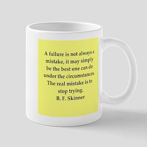 b f skinner quote Mug