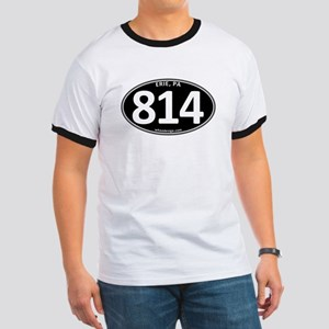 Black Erie, PA 814 Ringer T