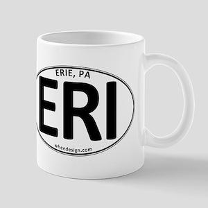 Oval ERI Mug