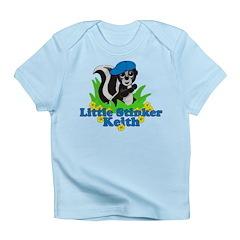 Little Stinker Keith Infant T-Shirt