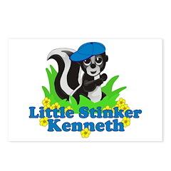 Little Stinker Kenneth Postcards (Package of 8)