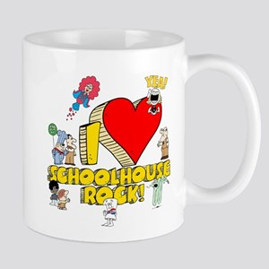 I Heart Schoolhouse Rock! Mug