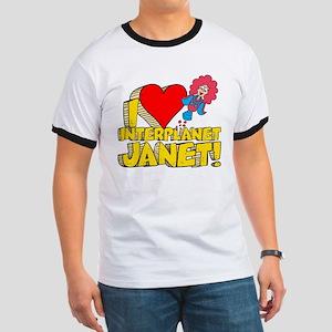 I Heart Interplanet Janet! Ringer T