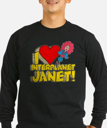 I Heart Interplanet Janet! T