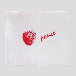 Ponce Throw Blanket