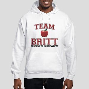 Team Britt Hooded Sweatshirt