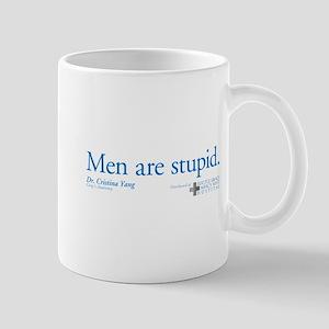 Men Are Stupid Mug