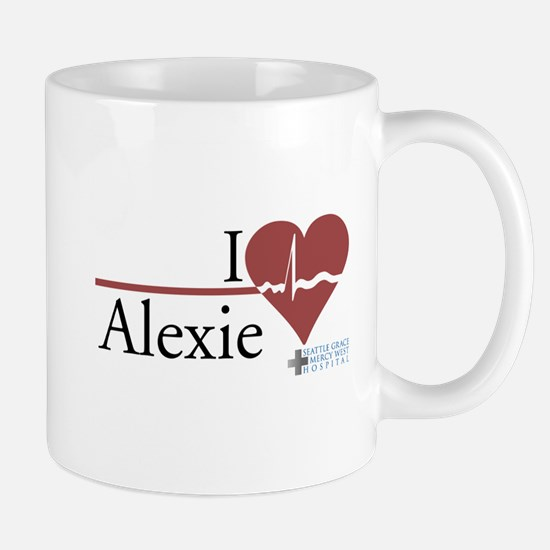 I Heart Alexie - Grey's Anatomy Mug