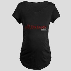 Dr. McDreamy Maternity Dark T-Shirt