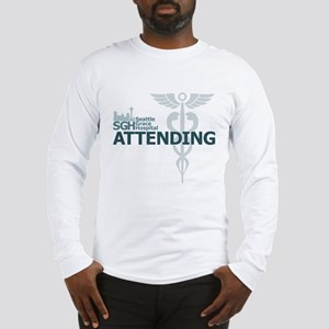 Seattle Grace Attending Long Sleeve T-Shirt
