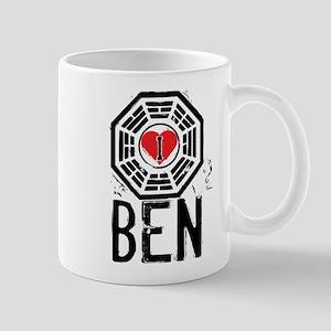 I Heart Ben - LOST Mug