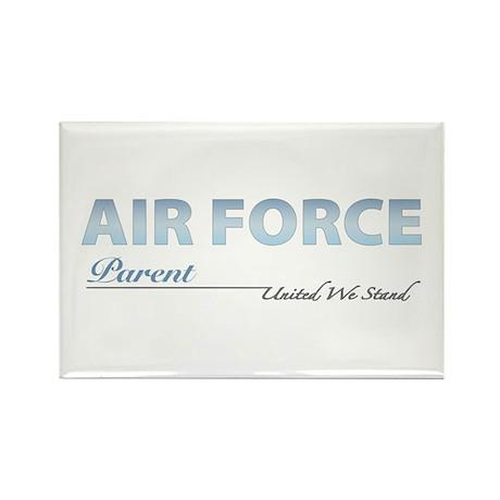 Air Force Parent Rectangle Magnet