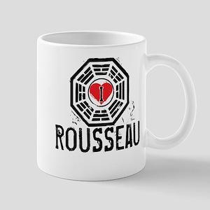 I Heart Rousseau - LOST Mug