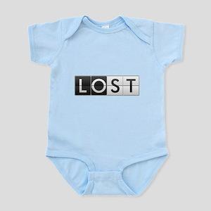 LOST - Clock Face Infant Bodysuit