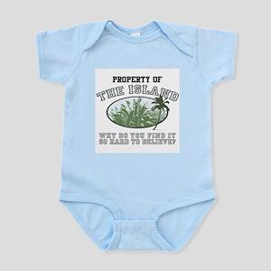 Property of the Island Infant Bodysuit