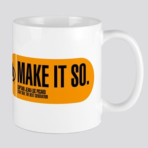 Make It So Mug