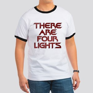 There Are Four Lights Ringer T