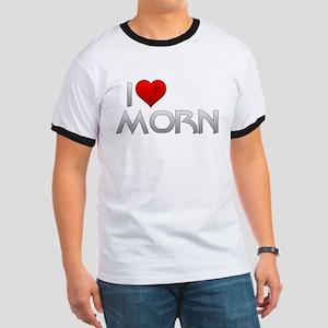I Heart Morn Ringer T