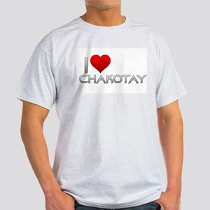 I Heart Chakotay Light T-Shirt