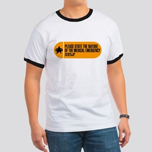 Nature of the Medical Emergency Ringer T