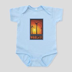 Warless Wind Power Infant Bodysuit