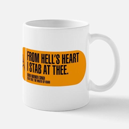 I Stab at Thee Mug